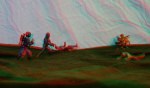 G.I. Joe 3d color anaglyph loose