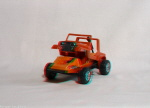 Kenner M.A.S.K. Gator 3d color anaglyph loose