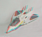 Kenner M.A.S.K. Meteor 3d color anaglyph loose