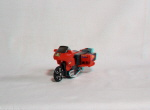 Kenner M.A.S.K. Vampire 3d color anaglyph loose