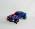 Kenner M.A.S.K. Wolfbeast 3d color anaglyph loose