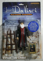 accoutrements Leonardo Da Vinci moc