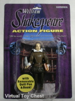 accoutrements William Shakespeare moc