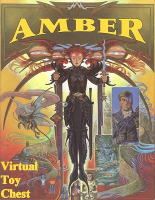 Amber RPG Diceless role-playing