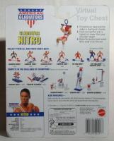 American Gladiators mattel Nitro moc