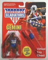 American Gladiators mattel Gemini moc