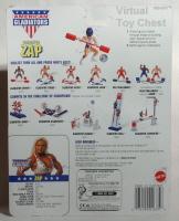 American Gladiators mattel Zap moc
