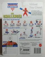American Gladiators mattel Red Challenger moc