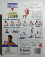American Gladiators mattel Turbo moc