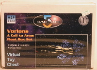 Babylon 5 a call to arms vorlons fleet mib