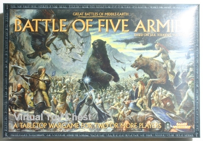 battle of five armies boxed set