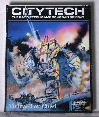 FASA CityTech