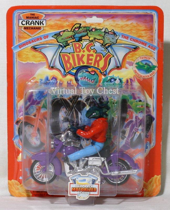 B.C. Bikers Crank MOC