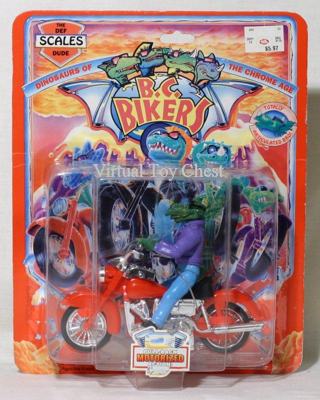 B.C. Bikers Scales MOC