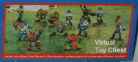 bloodbowl Orcs versus Humans