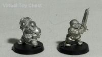 bloodbowl dwarf star players Barik Farblast, Flint Churnblade