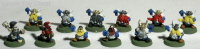 bloodbowl Dwarf Team Grudgebearers