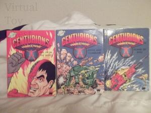 Centurions books