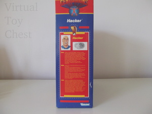 Kenner Centurions Hacker in UK packaging