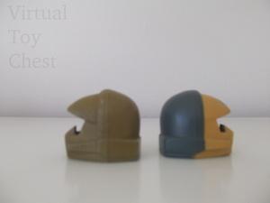 Kenner Centurions Jake Rockwell helmet prototype
