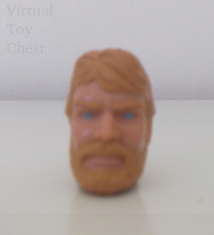 Kenner Centurions Rex Charger head Unproduced Prototype