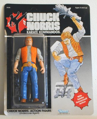 Chuck Norris and the Karate Kommandoes