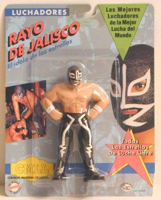 CMLL Rey Mysterio