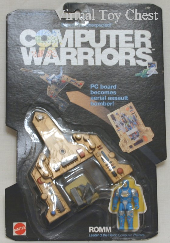 computer warriors romm moc