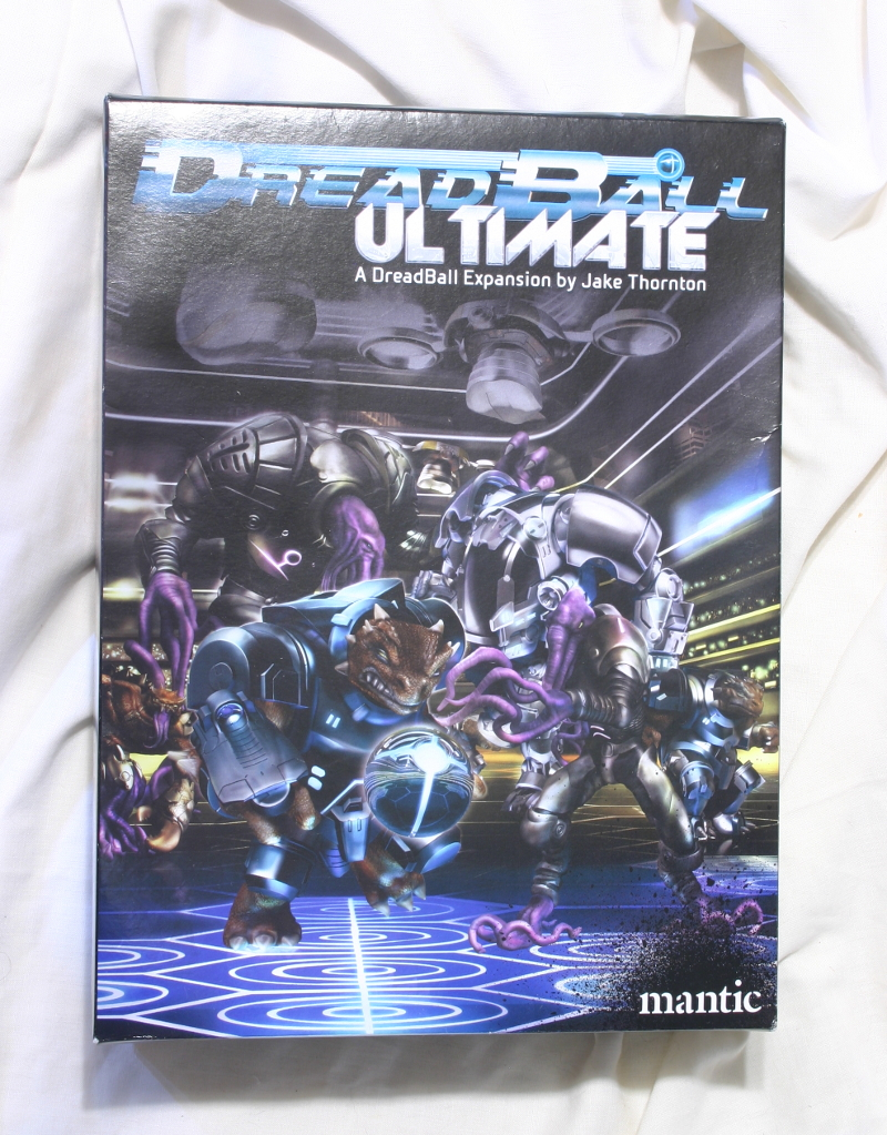 Dreadball Ultimate front of box