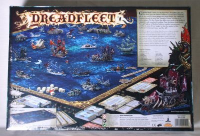 dreadfleet games-workshop back of box