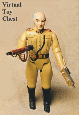 LJN Dune Gurney Halleck unproduced prototype