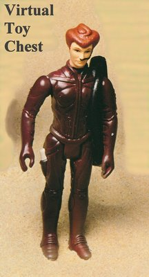 LJN Dune lady jessica unproduced prototype