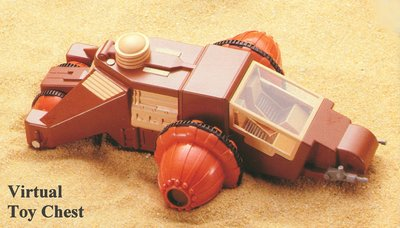 LJN Dune Rough Riders Sand Roller
