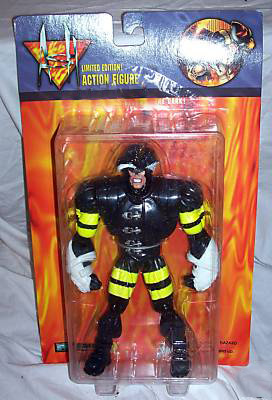 ASH action figure by Palisades 1997