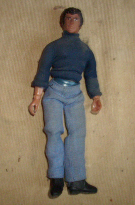 Starsky and Hutch action figure by Mego 1976