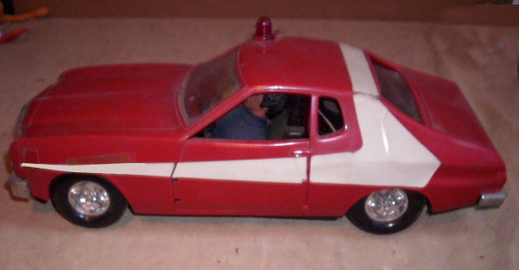 Starsky and Hutch Torino action figure by Mego 1976