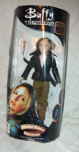 Collector Series Buffy the Vampire Slayer action figure