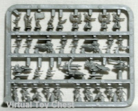 Space Marine Epic scale Eldar troops