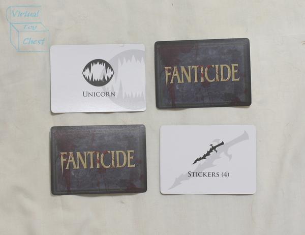Fanticide cards