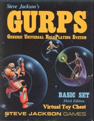 G.U.R.P.S. RPG