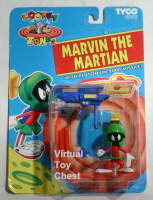 Marvin the Martian Looney Tunes action figures by Tyco