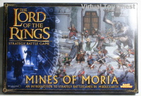 Lord of the Rings Games Workshop Mines of Moria Boxed Set