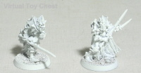 Lord of the Rings Games Workshop Castellans