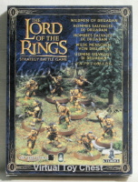 Lord of the Rings Games Workshop Wildmen of Druadan
