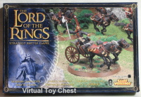 Lord of the Rings Games Workshop Khandish Chariot