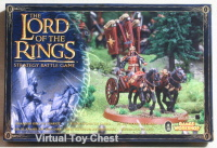 Lord of the Rings Games Workshop Khandish King
