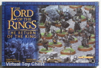 Lord of the Rings Games Workshop Orcs