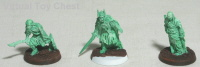 Lord of the Rings Games Workshop Marsh Spectres
