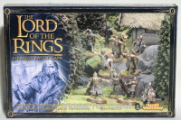 Lord of the Rings Games Workshop Dunlending Warriors Boxed Set