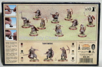 Lord of the Rings Games Workshop Dunlending Warriors